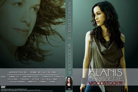 BootlegCoverArt :: Alanis Morissette - AlanisMorissette 1999